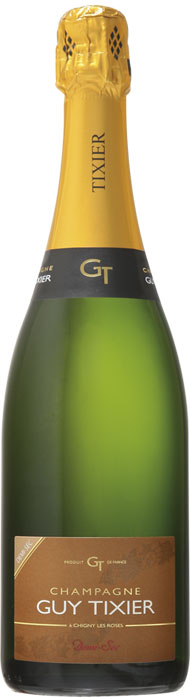 bouteille champagne brut Champagne Guy Tixier